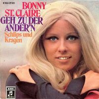 Cover Bonny St. Claire - Geh zu der Ander'n