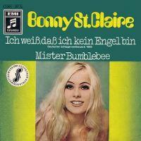 Cover Bonny St. Claire - Ich weiss, dass ich kein Engel bin