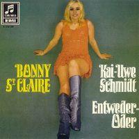 Cover Bonny St. Claire - Kai-Uwe Schmidt