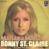 Cover Bonny St. Claire - Mañana mañana