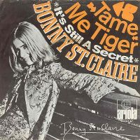 Cover Bonny St. Claire - Tame Me Tiger