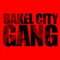 Cover Booba - Bakel City Gang