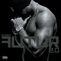 Cover Booba - Futur 2.0