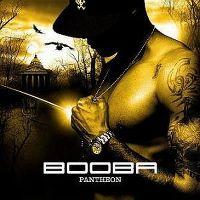 Cover Booba - Panthéon