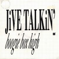 Cover Boogie Box High - Jive Talkin'