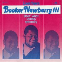 Cover Booker Newberry III - Love Town