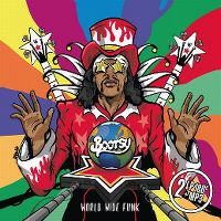 Cover Bootsy Collins - World Wide Funk