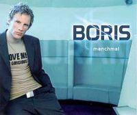 Cover Boris - Manchmal