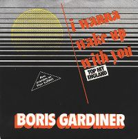 Cover Boris Gardiner - I Wanna Wake Up With You