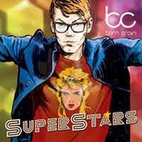 Cover Born Crain feat. Kim Wilde - Superstars
