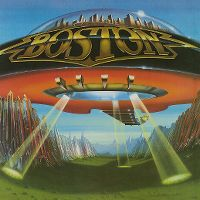 Cover Boston - Don't Look Back