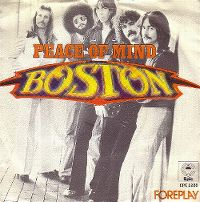 Cover Boston - Peace Of Mind