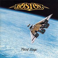 Cover Boston - Third Stage
