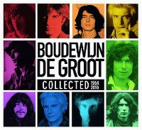 Cover Boudewijn de Groot - Collected 1964-2016