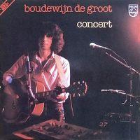 Cover Boudewijn de Groot - Concert