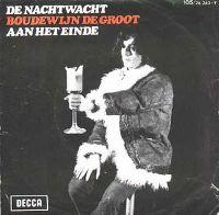 Cover Boudewijn de Groot - De Nachtwacht