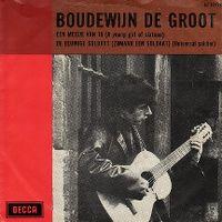Cover Boudewijn de Groot - Een meisje van 16