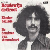 Cover Boudewijn de Groot - Kinderballade