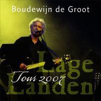 Cover Boudewijn de Groot - Lage landen Tour 2007