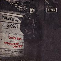Cover Boudewijn de Groot - Onder ons