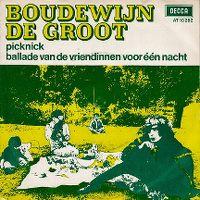Cover Boudewijn de Groot - Picknick