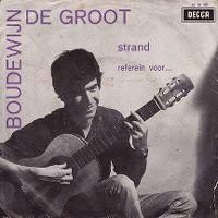Cover Boudewijn de Groot - Strand