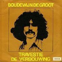 Cover Boudewijn de Groot - Travestie
