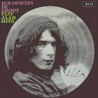 Cover Boudewijn de Groot - Vijf jaar hits