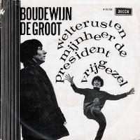 Cover Boudewijn de Groot - Welterusten mijnheer de president
