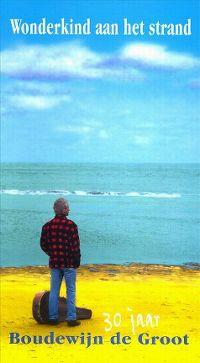 Cover Boudewijn de Groot - Wonderkind aan het strand