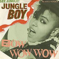 Cover Bow Wow Wow - See Jungle!
