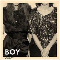 Cover BOY - Oh Boy