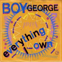 Cover Boy George - Everything I Own