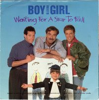 Cover Boy Meets Girl - Waiting For A Star To Fall