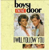 Cover Boys Next Door - I Will Follow You