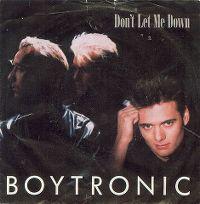 Cover Boytronic - Don't Let Me Down