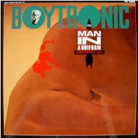 Cover Boytronic - Man In A Uniform