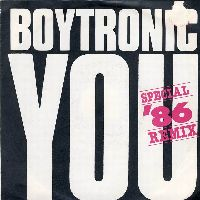 Cover Boytronic - You