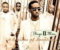 Cover Boyz II Men - 4 Seasons Of Loneliness