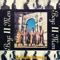 Cover Boyz II Men - Cooleyhighharmony