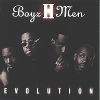 Cover Boyz II Men - Evolution