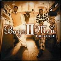 Cover Boyz II Men - Full Circle