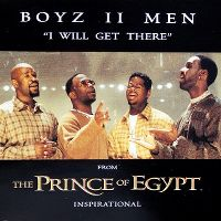 Cover Boyz II Men - I Will Get There