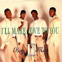 Cover Boyz II Men - I'll Make Love To You