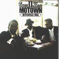 Cover Boyz II Men - Motown - Hitsville USA