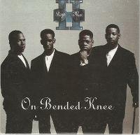 Cover Boyz II Men - On Bended Knee