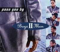 Cover Boyz II Men - Pass You By