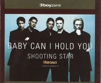 Cover Boyzone - Baby Can I Hold You