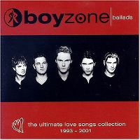 Cover Boyzone - Ballads - The Ultimate Love Songs Collection 1993-2001