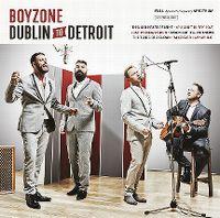 Cover Boyzone - Dublin To Detroit